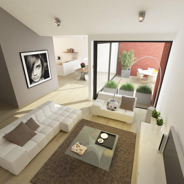 appartementen Dok Noord