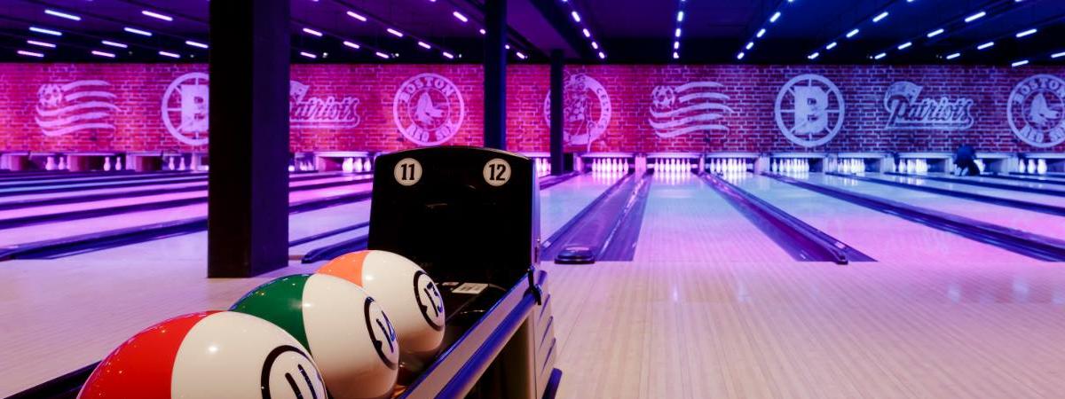 Dok Noord bowling